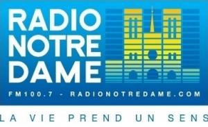 LOGO RADIO NOTRE DAME 20131