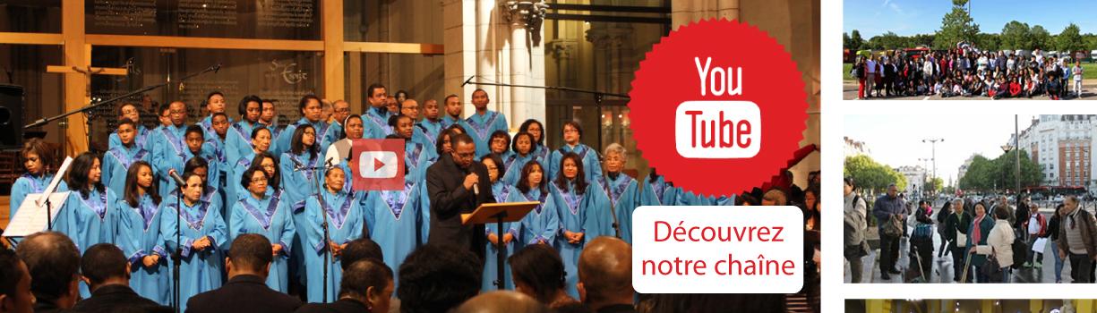 Chaîne YouTube Fiangonana Katolika Malagasy Paris sy Île-de-France