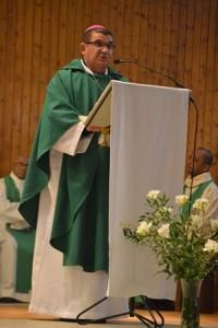 Mgr Benjamin Ramoroson