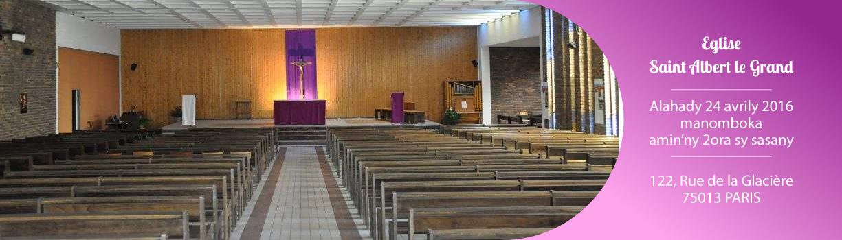 Eglise Saint Albert le Grand