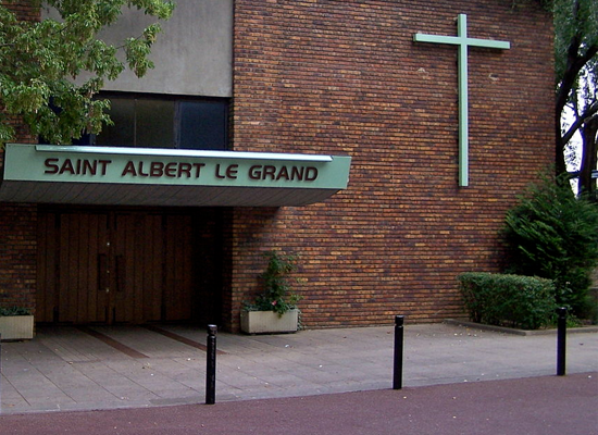Eglise Saint Albert le Grand Paris