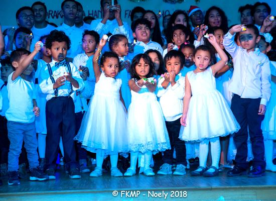 Fiangonana Katolika Malagasy Paris Noely 2018